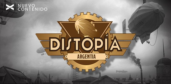 #NuevoContenido Llega la primer distopía #Steampunk de Argentina; una serie de autor apoyada por los fanáticos. @DistopiaOK  - mirá el capítulo 1 en 👉👉👉 https://t.co/phLnG4lRB9   👉 https://t.co/pF0UNsCk1H
