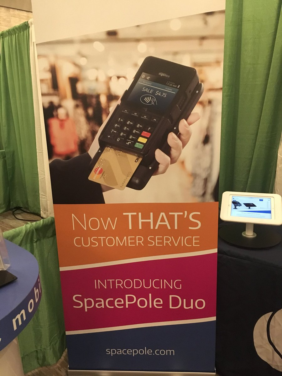 test Twitter Media - Last chance to visit us in the solution fair at #NCRAPC2018. See how we are enhancing the customer experience with OpenSpace Duo. @NCRCorporation https://t.co/7e4KzgZBMk