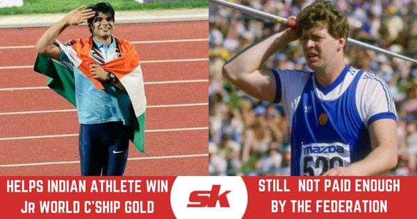 "Sportskeeda India on Twitter: ""Athletics star @Neeraj_chopra1's coach Uwe Hohn not happy with AFI, SAI Read: https://t.co/liHuemSCrb… """