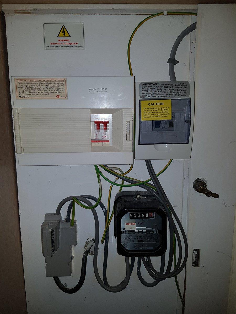 Phenomenal Saltire Electrical Saltireelec Twitter Wiring Digital Resources Dadeaprontobusorg