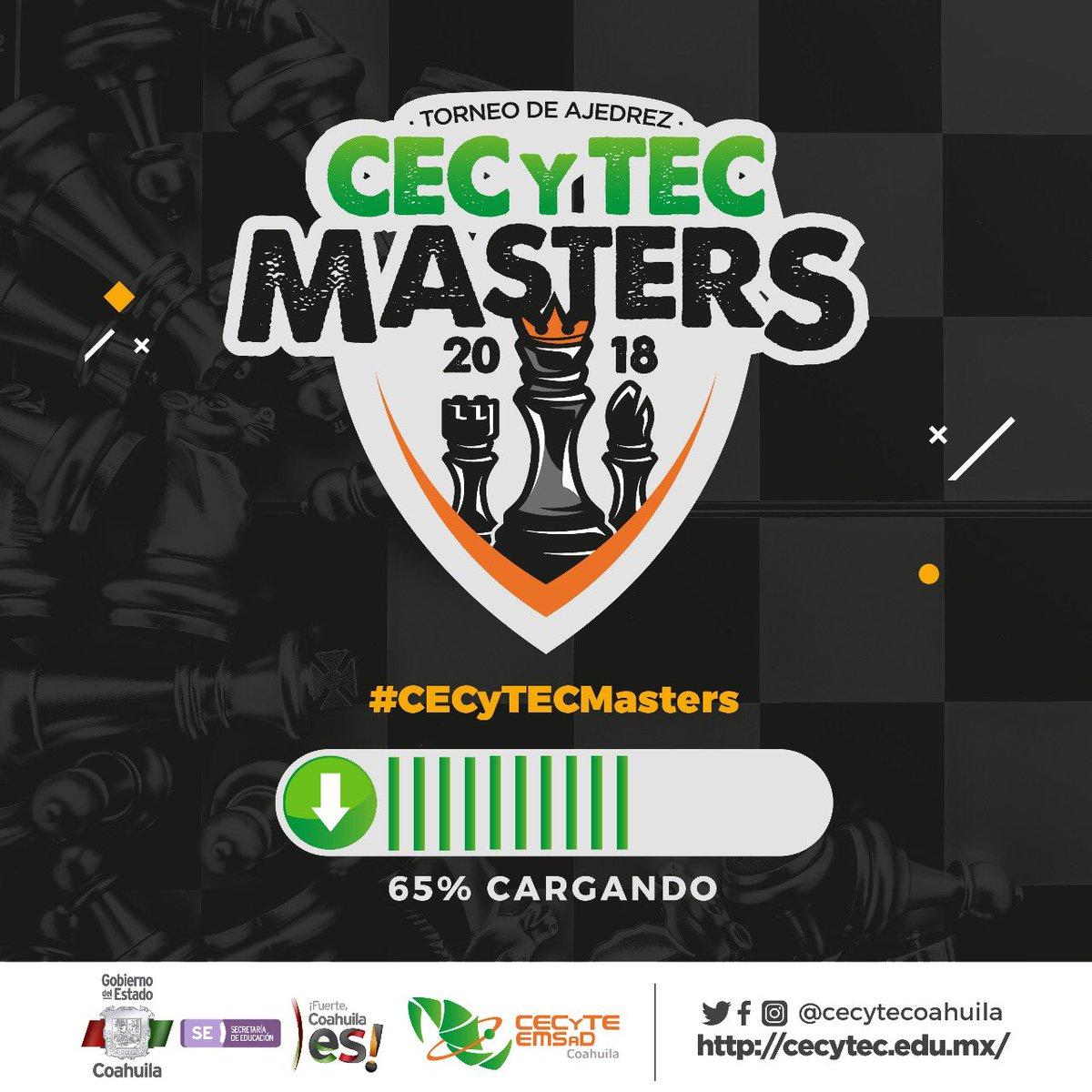 MUY PRONTO... #CECyTECMasters 2018   #So...