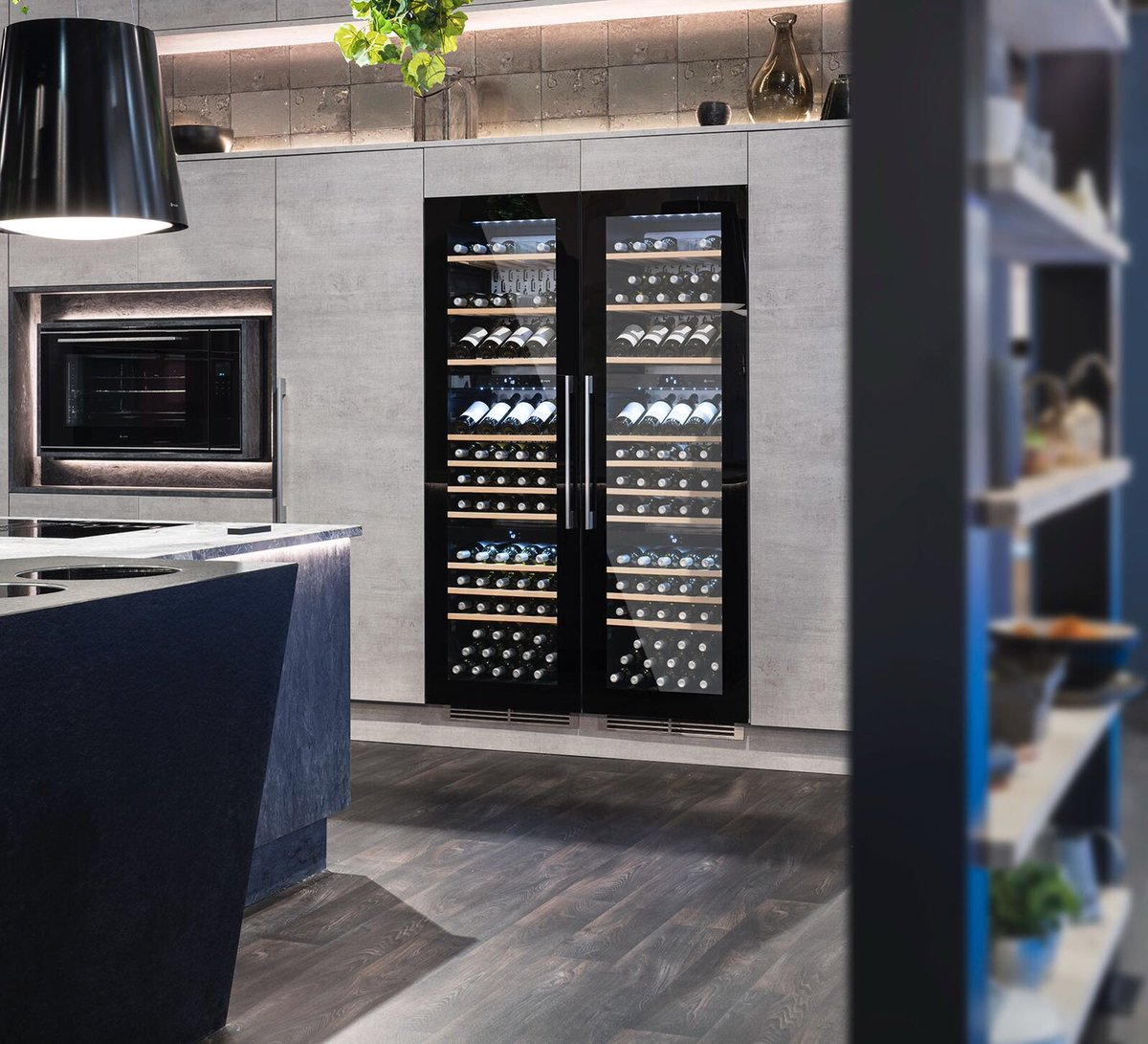 Is it wine time yet? Whether you're a fan of cool, crisp whites or full rich reds, our new wine cabinet collection ensures the perfect serve every time. See all the new designs on stand K100 at #kbb18