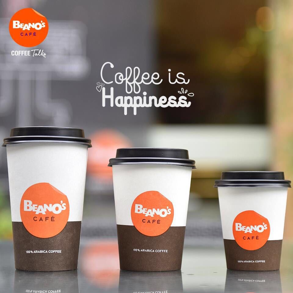 Happiness comes in all shapes and sizes! #BeanosTalks #BeanosCoffee #CoffeeLovers https://t.co/GUVBLH8CyU