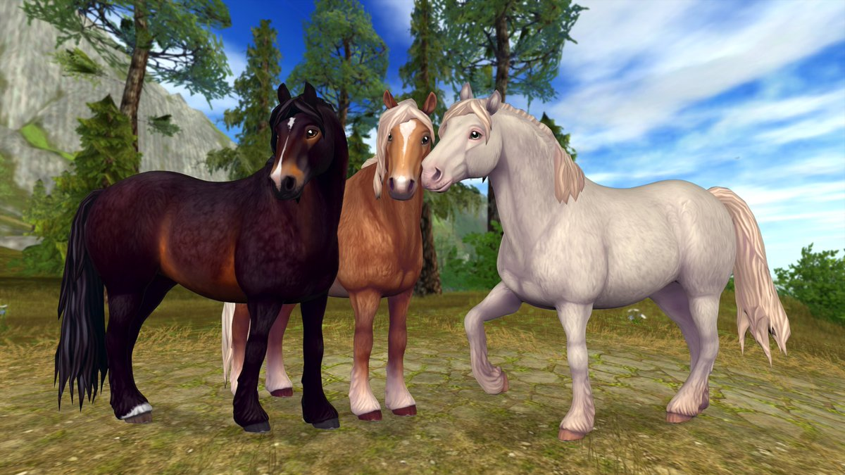 """Star Stable on Twitter: """"It's time to rescue Herman! When you're done, check out the new North ..."""