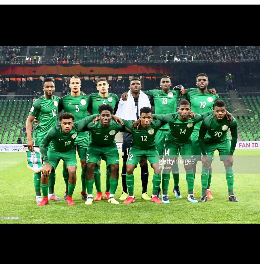 Im delighted to have received @NGSuperEagles invitation for the friendlies against Poland and Serbia. Its a great honour to represent my dear country! Thanks @thenff, Gernot Rohr, my fans in Nigeria and @BursasporSk. #SoarSuperEagles. 🇳🇬🇳🇬🇳🇬🇳 🇬