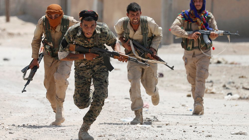 .@UN investigators accuse US-backed Syrian Democratic Force (SDF) of recruiting children https://t.co/mbuC3xrzux https://t.co/ZAt2l0ZjiK