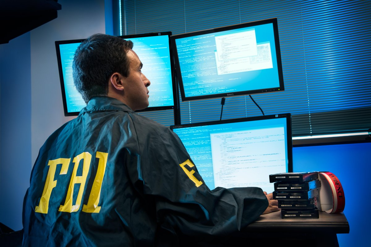 Join the FBI to combat the #cyber threat. To learn more about careers at the FBI, go to fbijobs.gov.