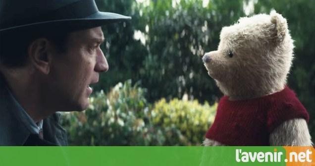 VIDÉO | Les premières images du film où Winnie l'Ourson prend vie https://t.co/7rRzad0EFi