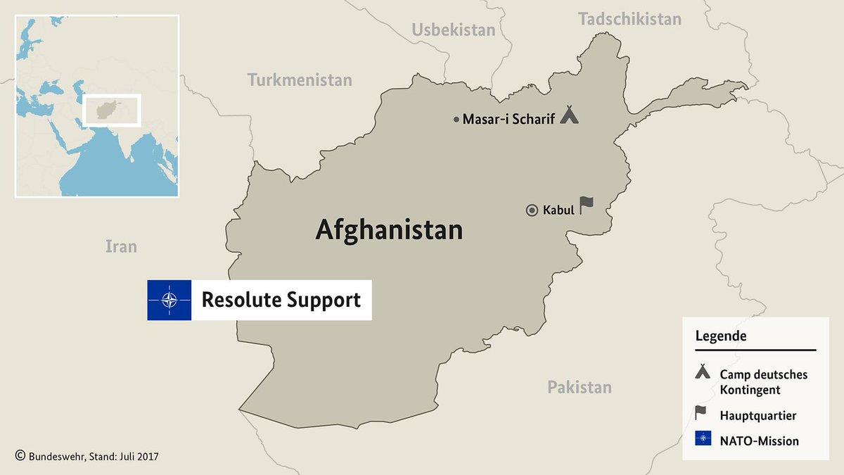 Germany In Afghanistan GermanyinAFG Twitter - Where is kabul