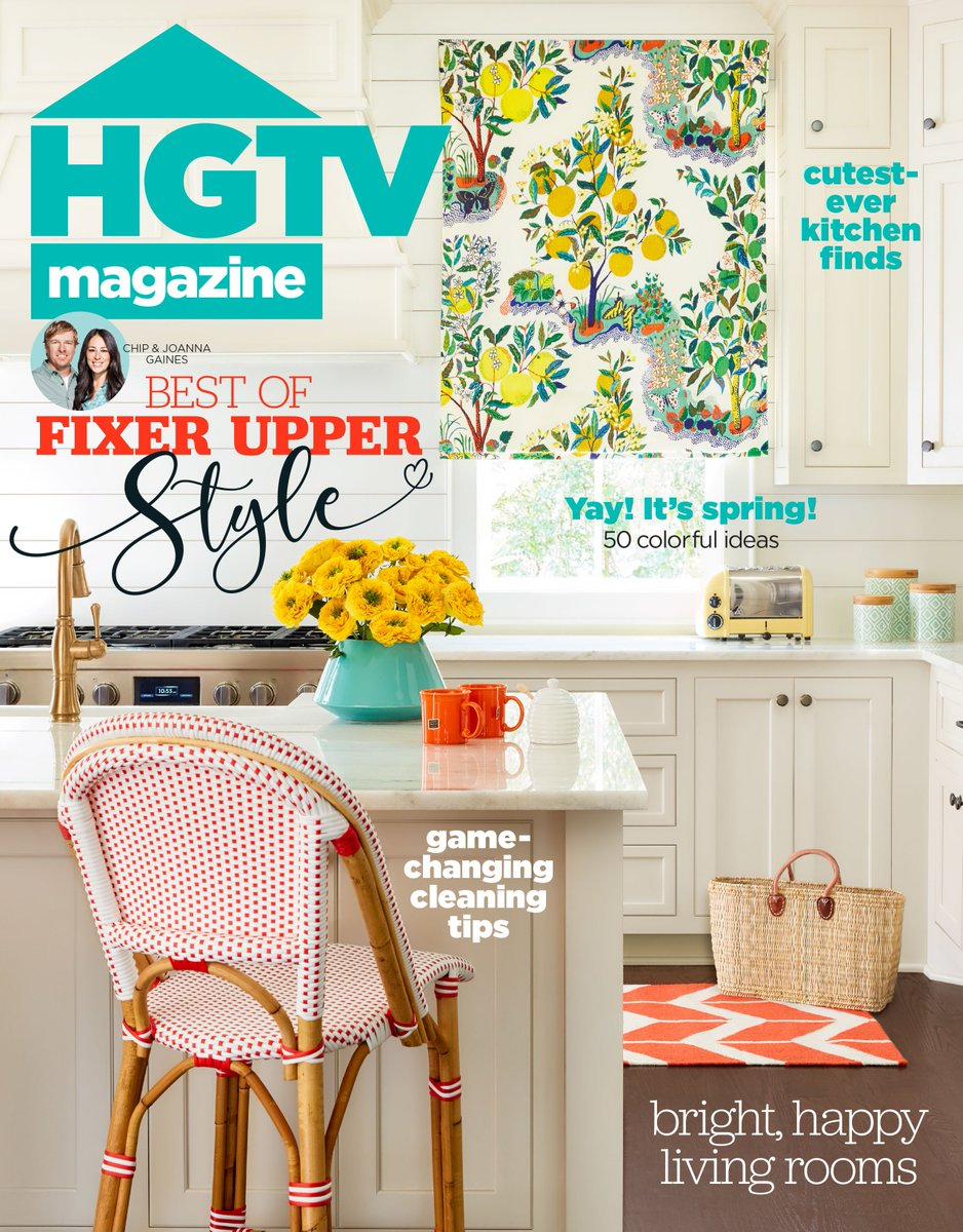 Pick Up Your Copy For Fixer Upper Inspired House Tours Spring Friendly Design Ideas And Game Changing Cleaning Tips Pic Twitter Com Roguxhm