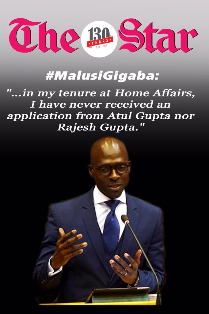 Who is fooling who? #Gupta #Gigaba #Stat...