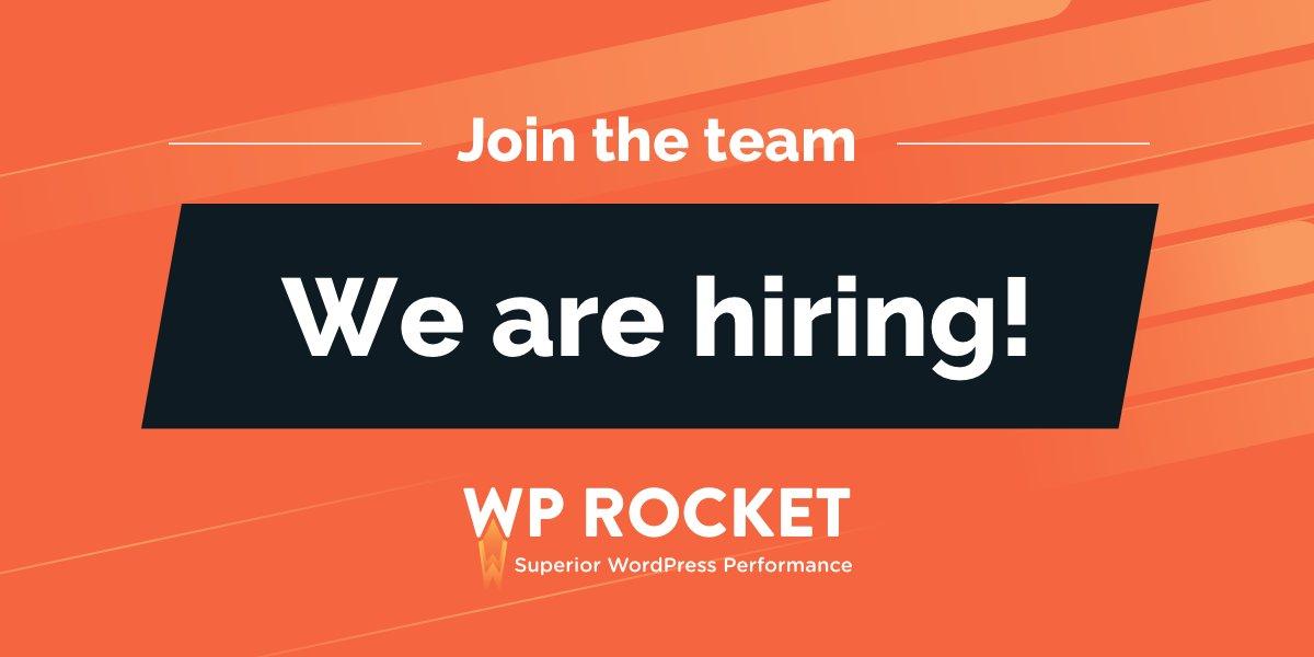 WP Rocket ™ on Twitter: \