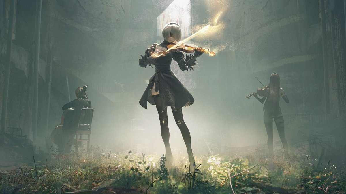 Nier:Automata launched one year ago today! Composer Keiichi Okabe talks musical inspirations, working with Yoko Taro, and what it took to create one of 2017s most moving soundtracks: play.st/2HgDZa3