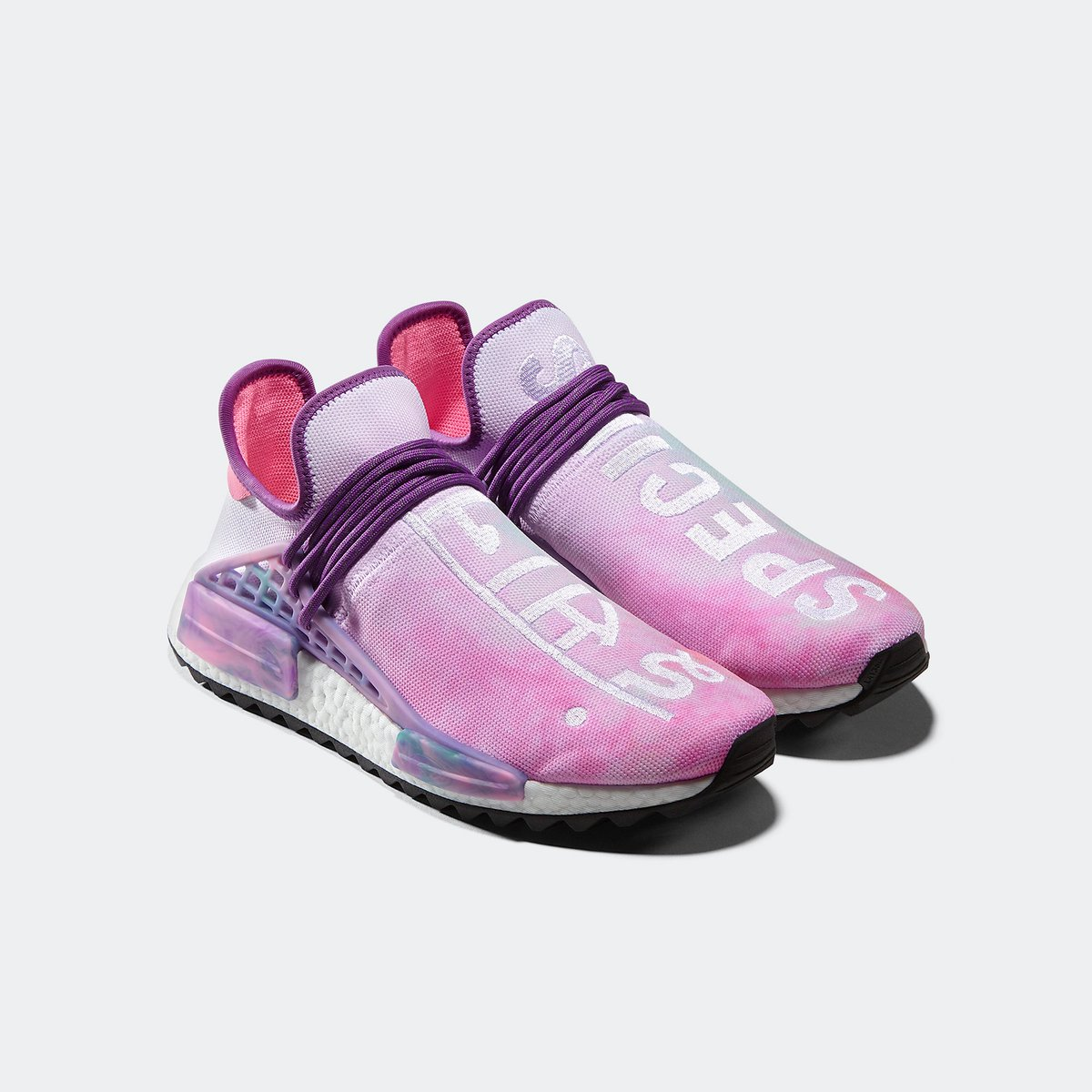 9458ea207d7bb The Pharrell x adidas Hu Holi NMD  Powder Dye  Pack will be released next  week. Which colorway are you going for  http   bit.ly 2FptnFH  pic.twitter.com  ...