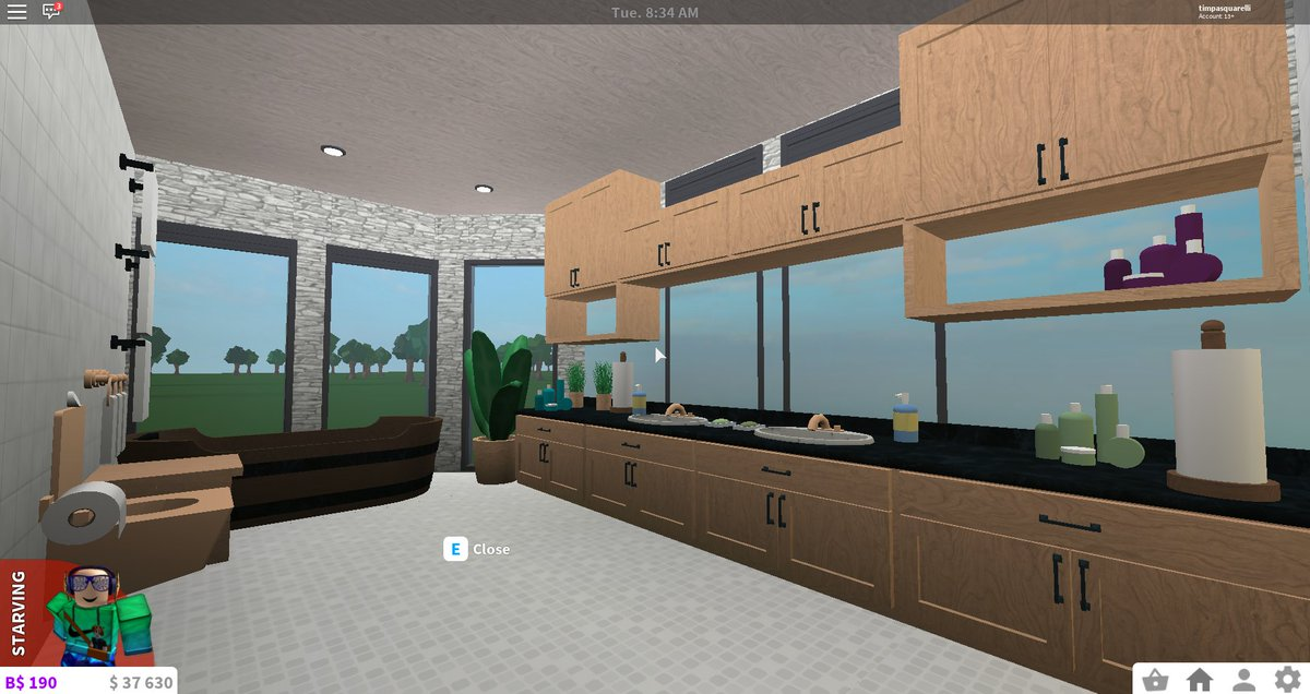 Everything bloxburg bloxburgnews twitter for Kitchen designs bloxburg