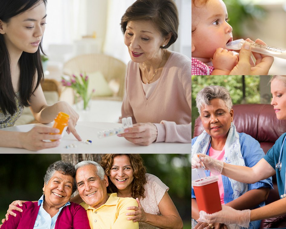 caring for child and family with terminal illness Roles of the family and health professionals in the care of the of dementia as a terminal illness for the family provide direct patient care if.