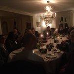 Warm thanks to @krutis65, best of communications leaders, for generous hospitality hosting a wonderful #MistraGeopolitics programme conference dinner.