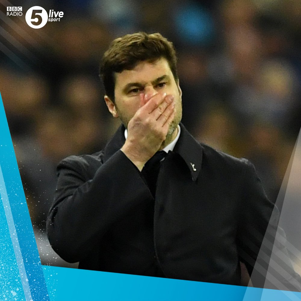 If we dont win the FA Cup this season, Pochettino has to go! #Spurs fan Gary tells us hes frustrated with his sides lack of silverware. 📻 bbc.co.uk/5live. #TOTJUV