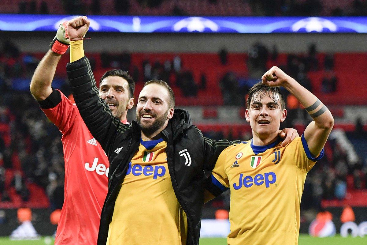 Chấm điểm kết quả Tottenham 1-2 Juventus