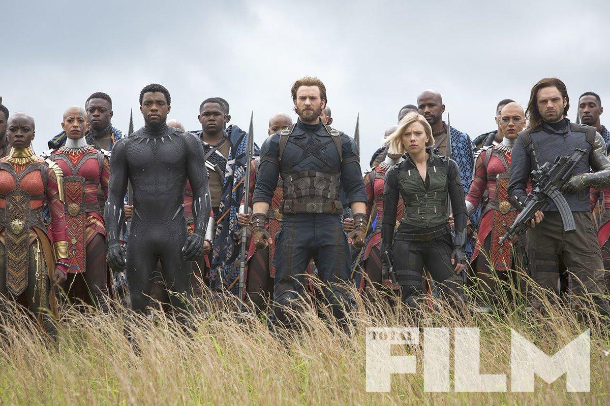 Avengers: Infinity War Photo