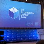 Image for the Tweet beginning: Representing @factom at #DCBlockchain @ChamberDigital.