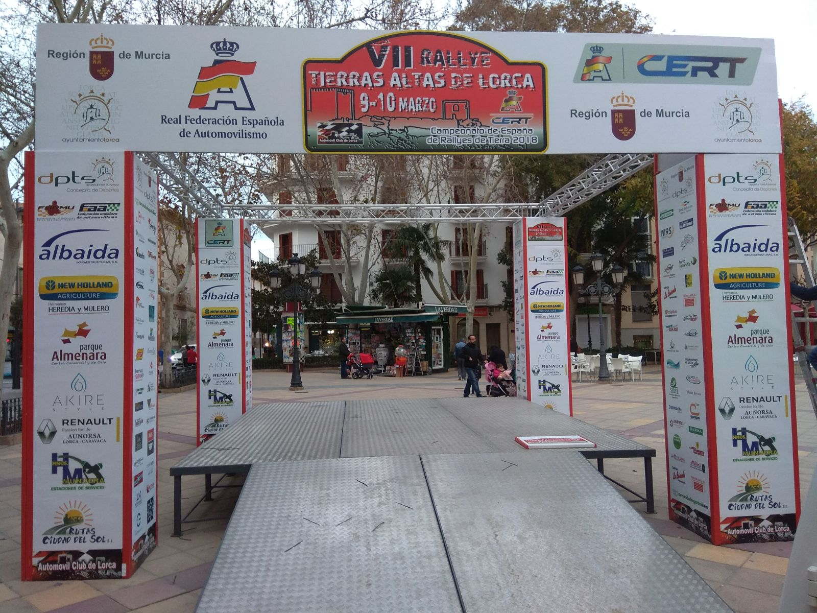 CERT: VII Rallye Tierras Altas de Lorca [9-10 Marzo] DXtDvz2WsAAV0M8