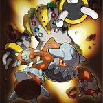 Heb jij de Legendarische Pokémon Heatran en/of Regigigas al aan je verzameling toegevoegd? Tot 24 maart 2018 kun je deze krachtpatsers nog downloaden naar Pokémon (Ultra) Sun en Moon!  https://t.co/KRQt1hvmQb