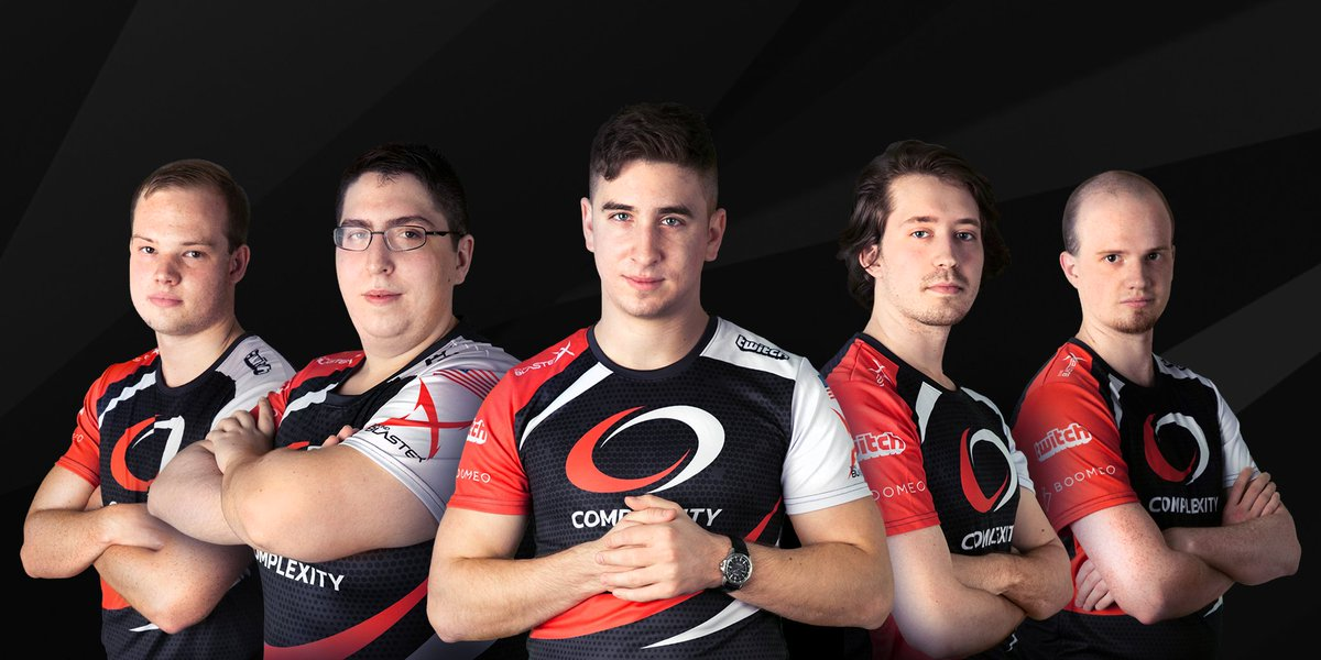 Respect to @compLexitys DOTA 2 squad (part of our #GeForceEsports family) for a hard fought run in the #BucharestMajor Group Stages.👊  Good luck in future tournaments!