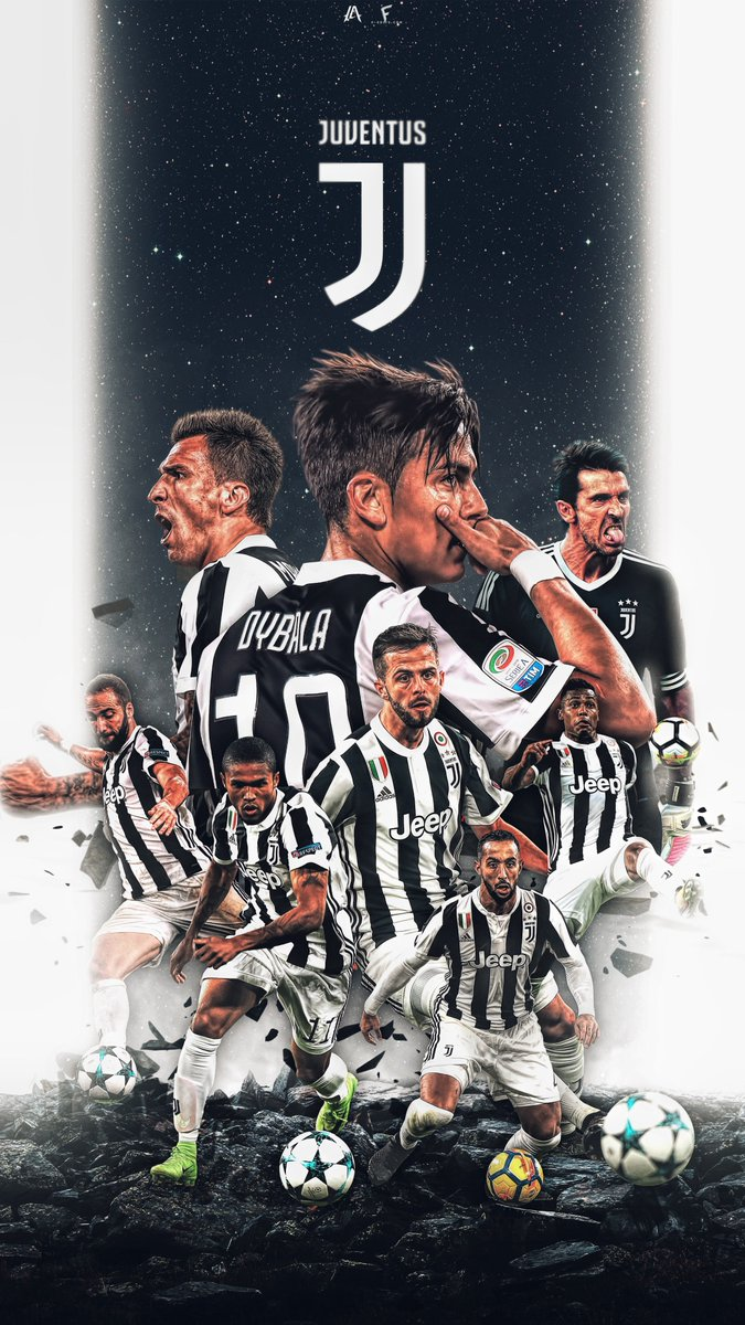 Fredrik On Twitter Juventus Fc Wallpaper Juve Finoallafine Juventusfcen Collab With Arsal Gfx