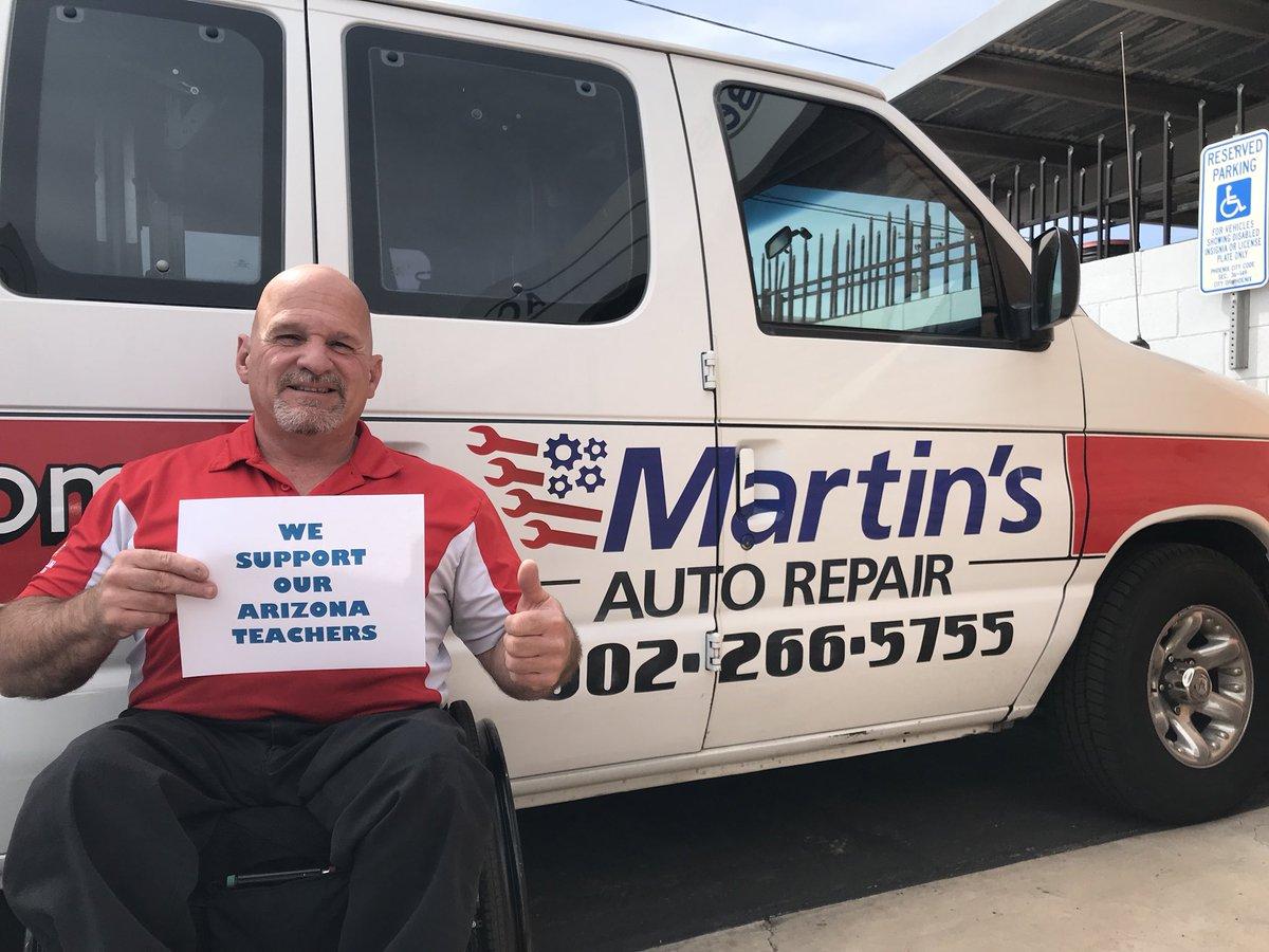 Martins Auto Repair >> Martins Auto Repair Martinsautophx Twitter