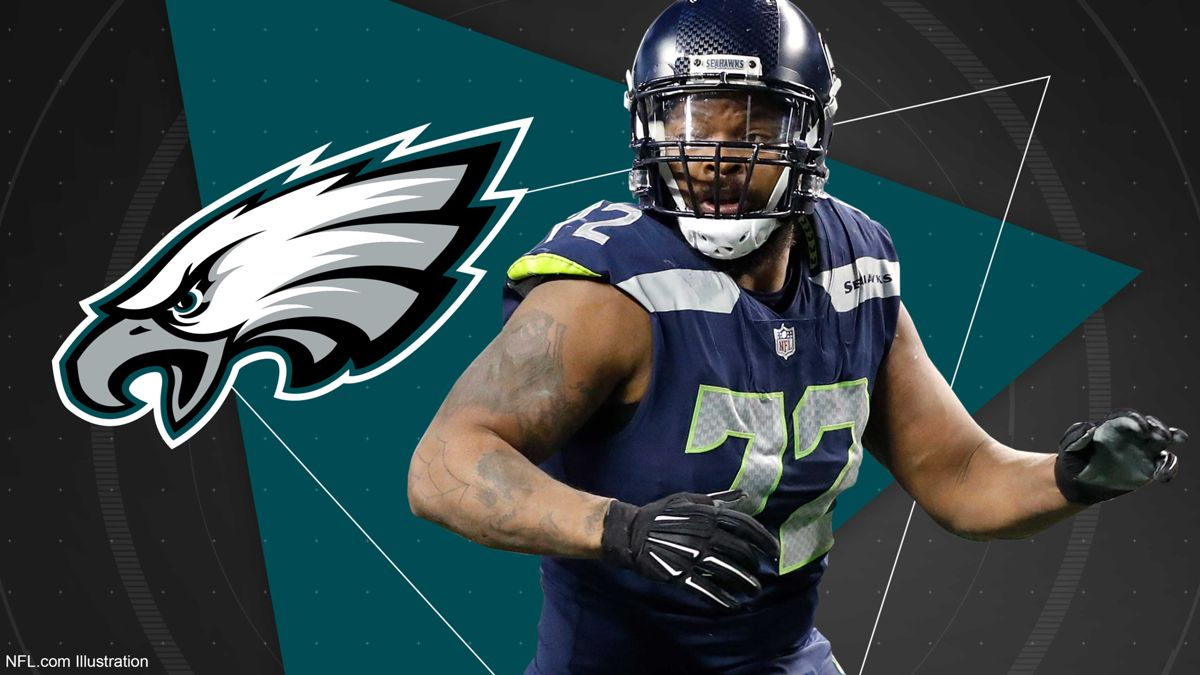 2bfb6a1c5a0c Super Bowl champion Eagles set to acquire DE Michael Bennett from Seahawks  ...
