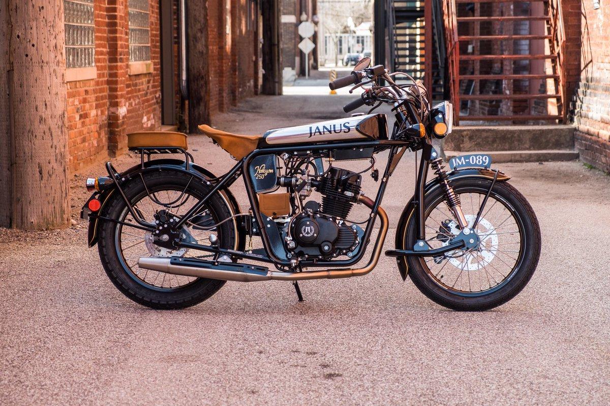 Janus Motorcycles on Twitter: