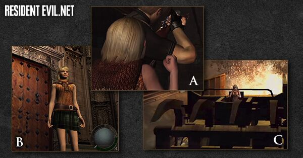 Give our latest question a shot! In RE4, which of these Ashley moments surprised you the most? Answer at the link below: ☣️ bit.ly/2FiF4Sk
