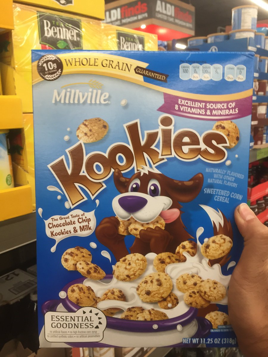 dan santat on twitter it was all cereal knock offs just like in my