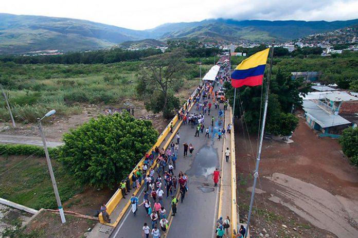 Frontera colombo-venezolana permanecerá...
