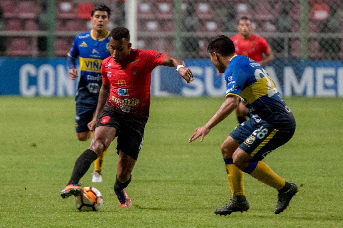 Caracas FC pasó a segunda fase de Copa S...