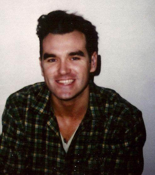 Image result for MORRISSEY SMILING
