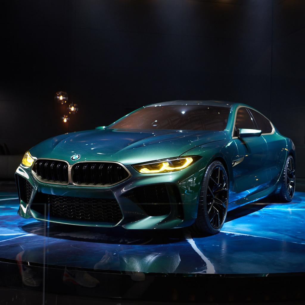 Bmw M8: BMW (@BMW)