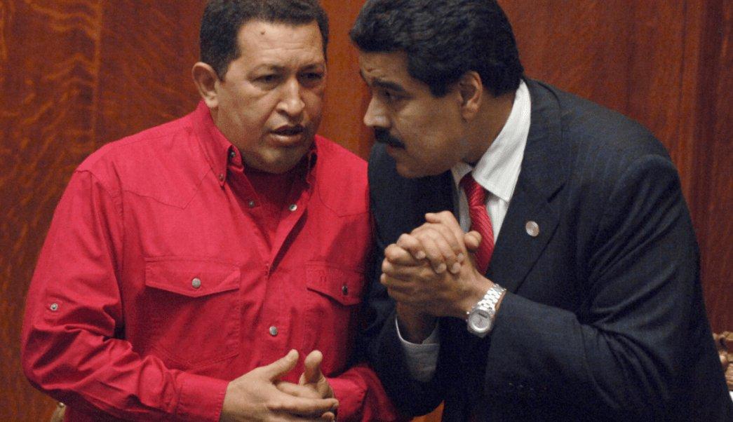 Maduro: ¡Aquí está tu Pueblo, Comandante...