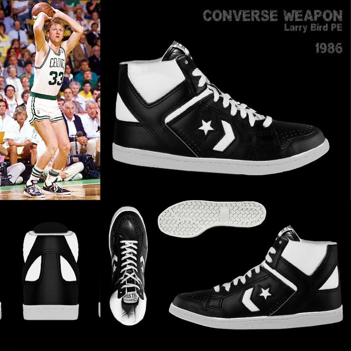 converse weapon hashtag on Twitter
