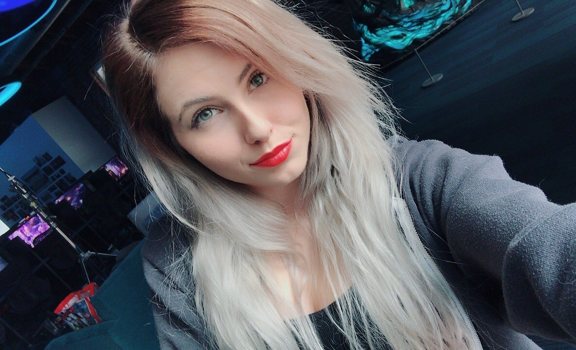 Streaming from Riot!! 😱 Twitch.tv/NickiTaylor
