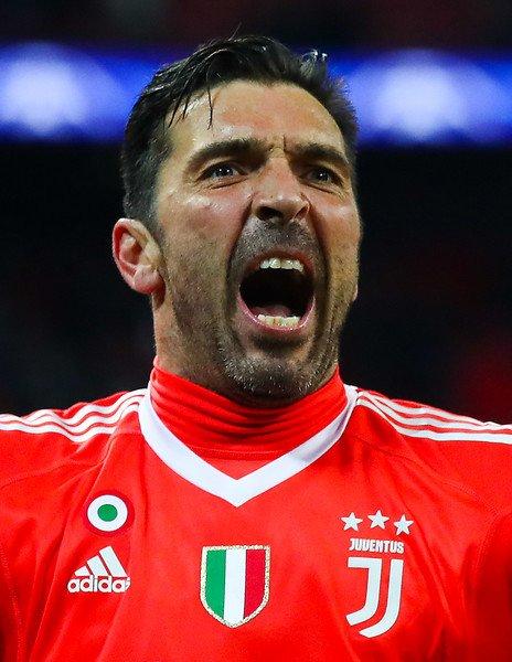 Pure Passion from Gianluigi Buffon! 😍
