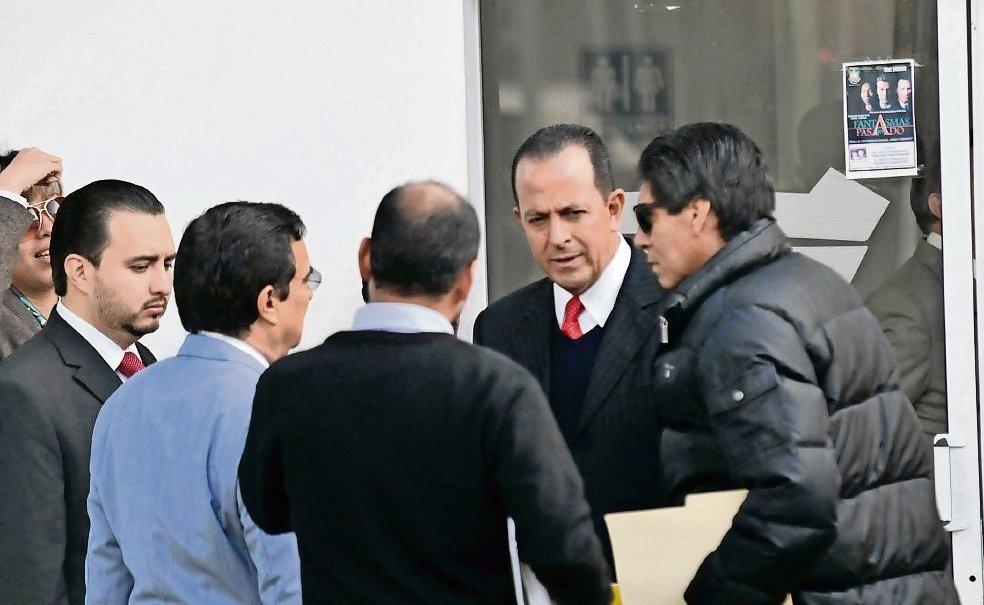 Veracruz: Vinculan a proceso a Alejandro Contreras CÓMPLICE de BermúdezZurita. Noticias en tiempo real