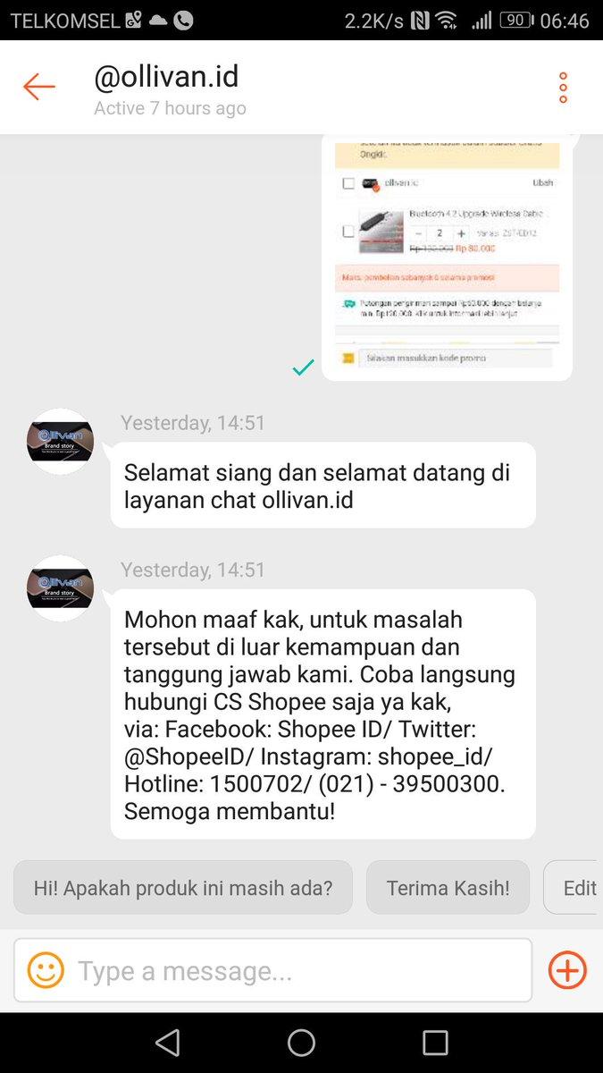 Shopee Indonesia On Twitter Hai Kak Sofyan Artinya Tidak Ada Batas Maksimal Untuk Barang Tersebut Yah Penjual Tidak Mengatur Untuk Batasan Maksimum Pembelian Untuk Barang Yang Sedang Promosi Tersebut Yah Kak