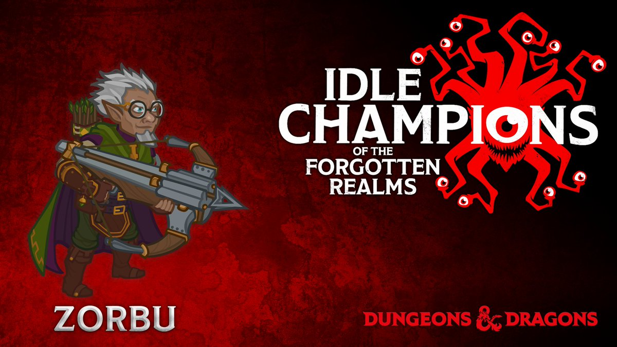 "Idle Champions on Twitter: ""Tinker. Ranger. Soldier. Hunter ..."