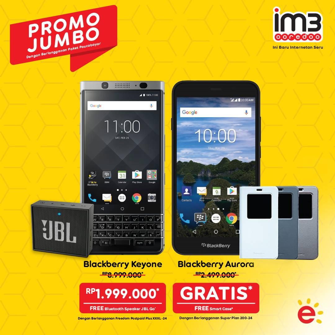 Erafone On Twitter Promo Jumbo Langsung Bawa Pulang Blackberry Im3 Ooredoo Rp0 Aurora Gratis Dan Harga Spesial Keyone Hanya Dengan Berlangganan Super Plan Dapatkan Di Gerai Indosat