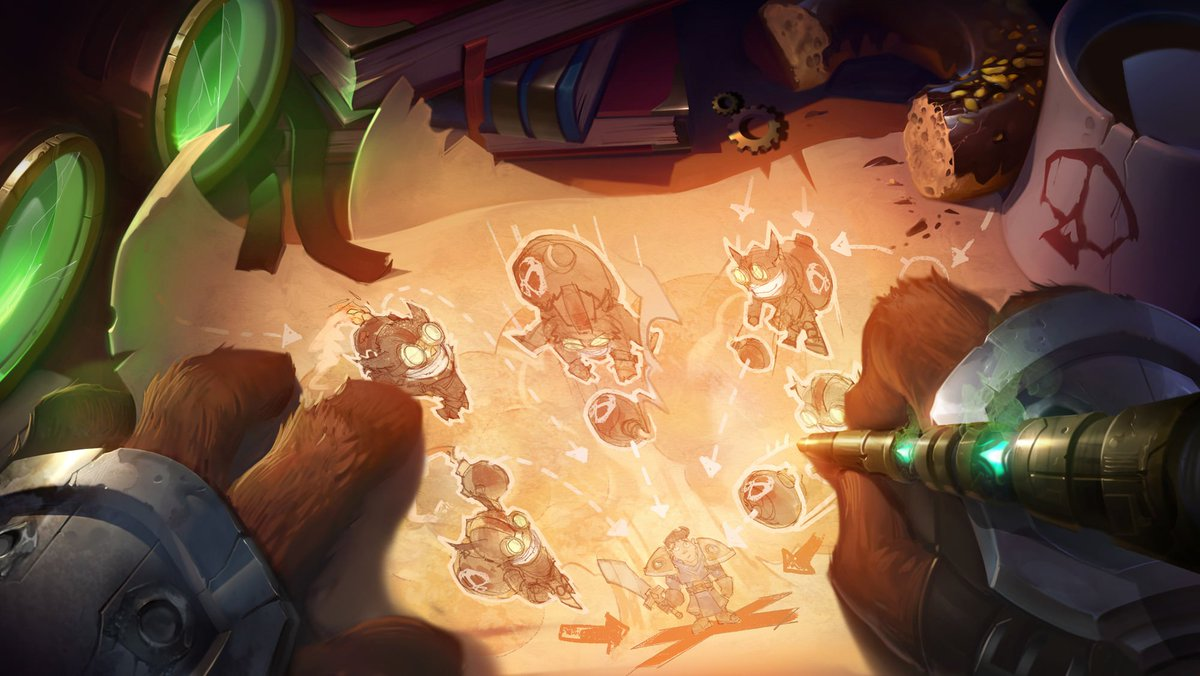 One For All now live on PBE for testing. IT'S BEEN SO LOOONG! \>o</ boards.pbe.leagueoflegends.com/en/c/client-ne…