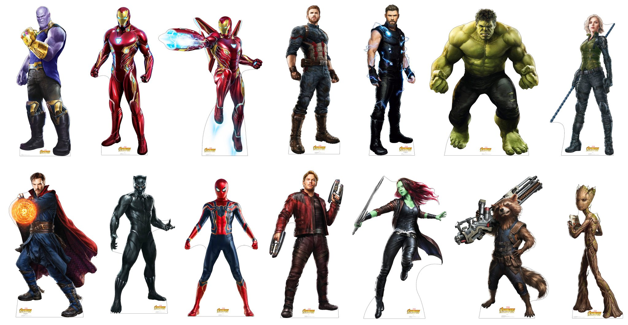 фото всех супергероев по отдельности находит школу