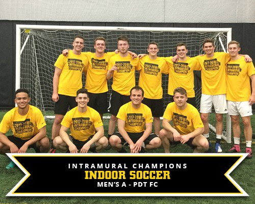 Iowa Intramural Sports On Twitter Kicking Their Way To The