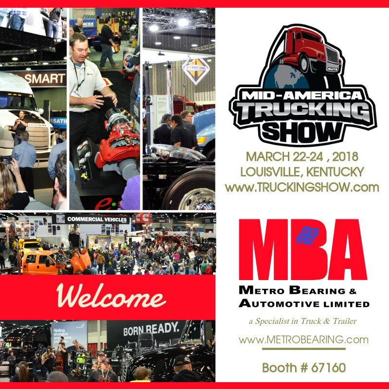 Mid-America Trucking Show (MATS) 2018